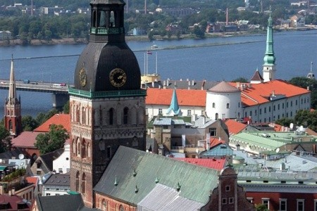 Dovolenka  - Lotyšsko - Riga - letecký víkend