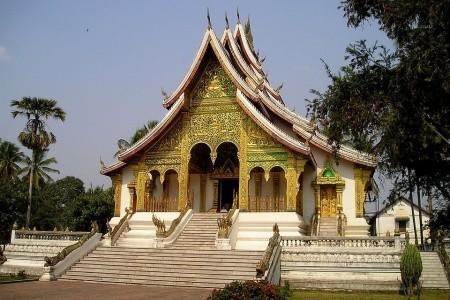 Dovolenka  - Laos - Pozoruhodný Laos