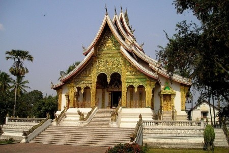 Dovolenka  - Laos - Laos - velké dobrodružství