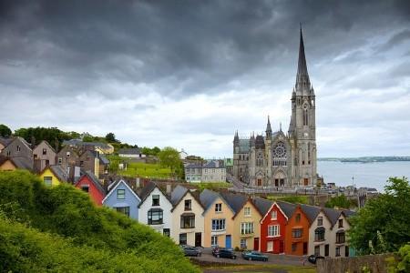 Dovolenka  - Írsko - Okruh Irskem