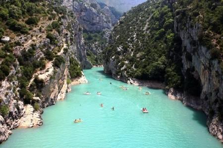 Last minute - Zájezd do Provence s návštěvou Marseille, Canyon Du Verdon, Cannes a Monako