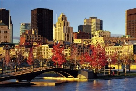 Dovolenka  - Kanada - Niagara a metropole Východní Kanady