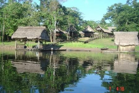 Dovolenka  - Peru - Peru- výlet do srdce Amazonie