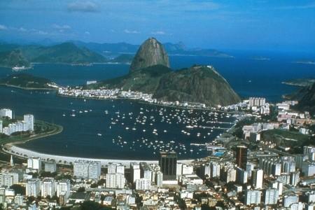 Dovolenka  - Brazília - Argentina - Uruguay - Brazílie - metropole, vodopády, tropická příroda