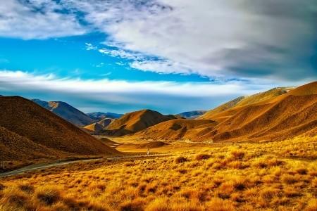 Dovolenka  - Nový Zéland - Nový Zéland komfortně a Fidži