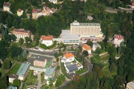 Dovolenka  - Česká republika - Spa Resort Sanssouci - Karlovy Vary