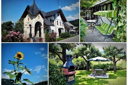 Dovolenka  - Slovinsko - Holiday House Zotlar Bohinj