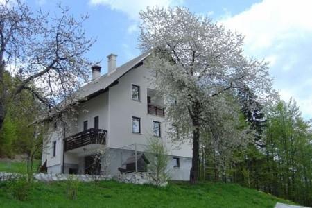 Dovolenka  - Slovinsko - Apartments Pri Marjetki