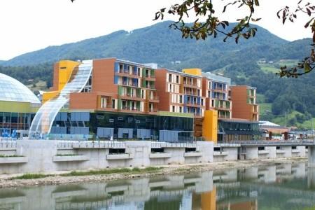 Dovolenka  - Slovinsko - Hotel Thermana Park Laško
