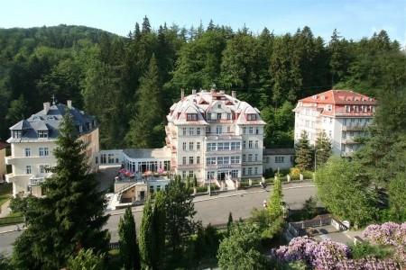 Dovolenka  - Česká republika - Mánes I., Ii. A Čapek - Karlovy Vary