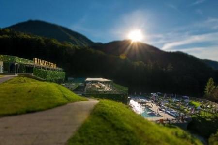 Dovolenka  - Slovinsko - Hotel Rimski Dvor - Rimske Terme