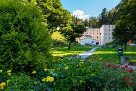 Dovolenka  - Slovinsko - Hotel Zdraviliški Dvor - Rimske Terme