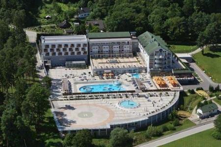 Dovolenka  - Slovinsko - Habakuk - Wellness Hotel