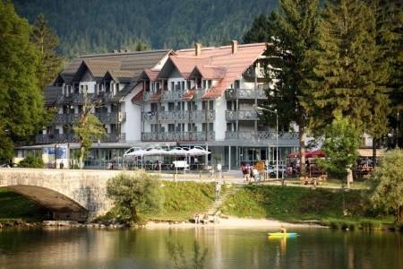 Dovolenka  - Slovinsko - Hotel Jezero