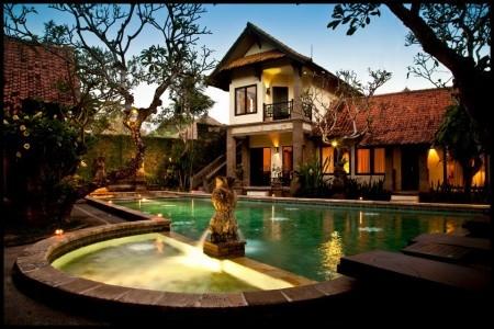 Dovolenka  - Bali - Puri Mesari