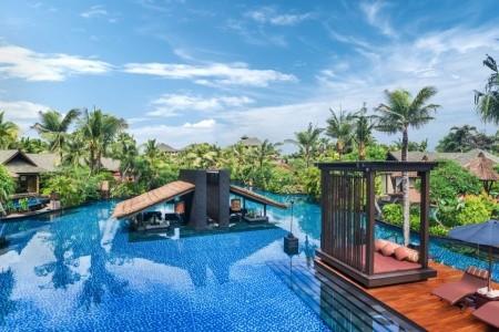 Dovolenka  - Bali - St. Regis Bali Resort