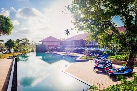 Dovolenka  - Srí Lanka - Anantara Kalutara Resort
