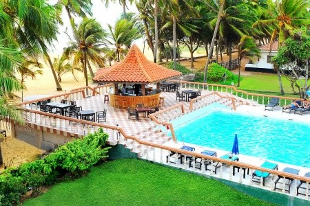 Dovolenka  - Srí Lanka - Golden Star Hotel