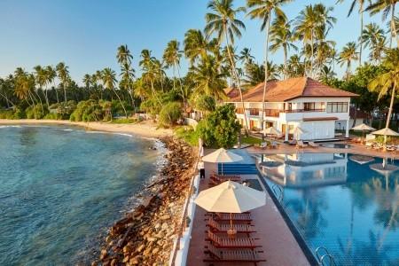 Dovolenka  - Srí Lanka - Dickwella Resort & Spa