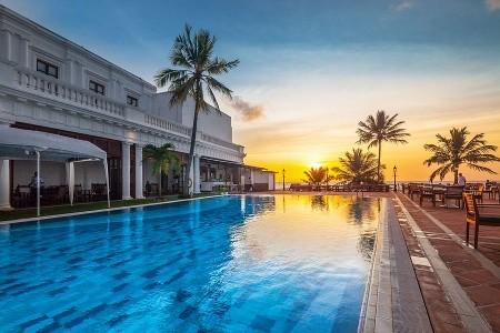 Dovolenka  - Srí Lanka - Mount Lavinia Hotel