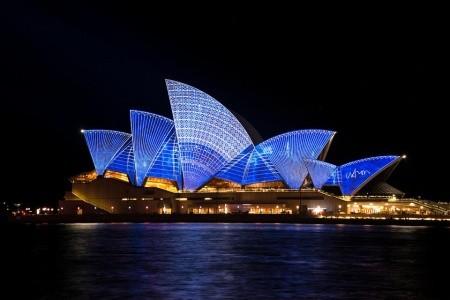 Dovolenka  - Austrália - Krásy Austrálie a Fidži