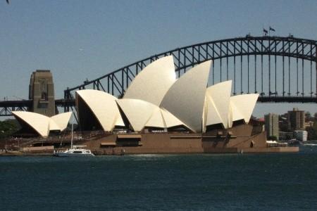 Dovolenka  - Austrália - Melbourne a Sydney