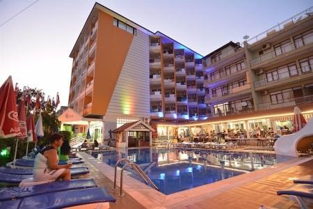 Dovolenka  - Turecko - Arsi Hotel