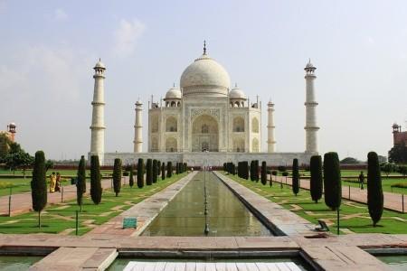 Dovolenka  - India - Indie - Dillí, Agra a Jaipur