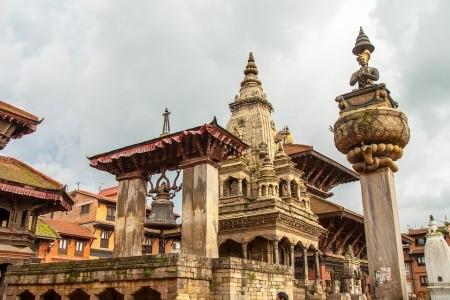 Dovolenka  - Nepál - Kathmandu a krásy Nepálu