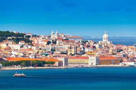 Dovolenka  - Portugalsko - PERLY PORTUGALSKA: LISABON-FATIMA-PORTO