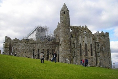 Dovolenka  - Írsko - Prodloužený víkend v Dublinu