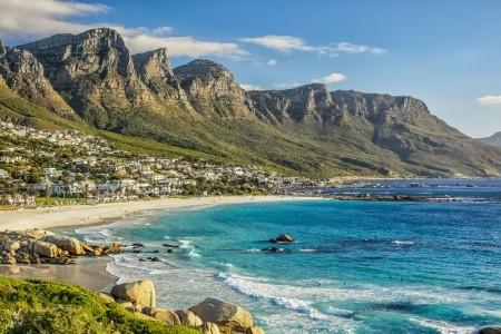 First moment  - Južná Afrika Total