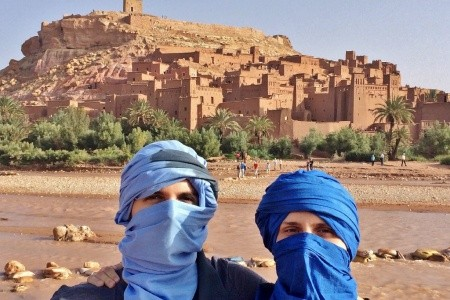 First minute - Maroko