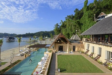 Dovolenka  - Malajzia - Gaya Island Resort