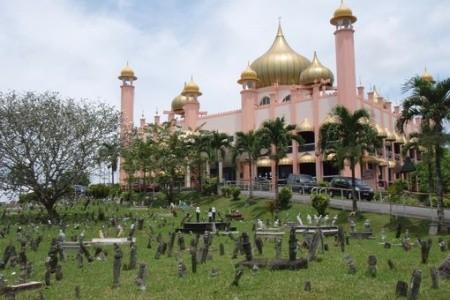 Dovolenka  - Malajzia - Malajsie, Singapur, Borneo A Brunej