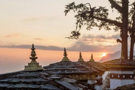 Dovolenka  - Bhután - Okruh západním a středním Bhútánem