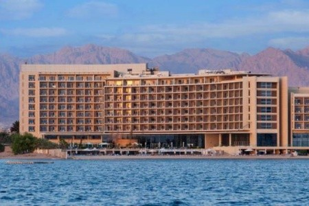 Dovolenka  - Jordánsko - Kempinski Hotel Aqaba