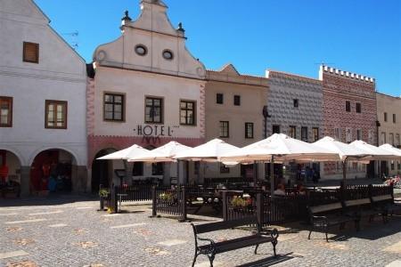 Dovolenka  - Česká republika - Hotel Arkáda