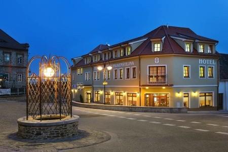 Dovolenka  - Česká republika - Hotel Záviš Z Falknštejna