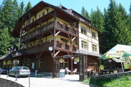 Dovolenka  - Česká republika - Hotel Modrava