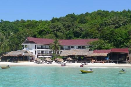 Dovolenka  - Malajzia - Bubu Island Resort