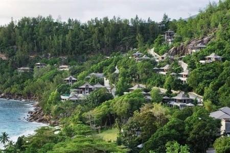Dovolenka  - Seychely - Four Seasons Resort Seychelles