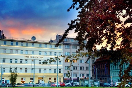 Dovolenka  - Česká republika - Hotel Merkur