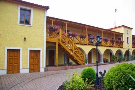 Dovolenka  - Česká republika - Hotel Resort Stein