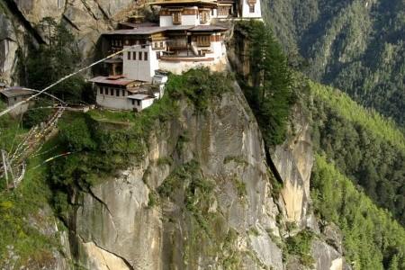 Dovolenka  - Bhután - Nahlédnutí do Bhútánu