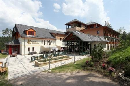 Dovolenka  - Česká republika - Wellness Hotel Studánka