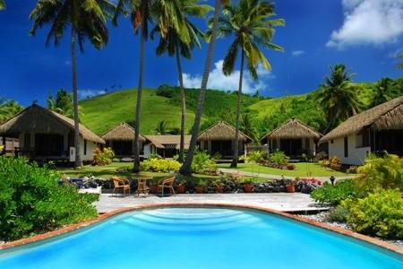 Dovolenka  - Cookove ostrovy - Tamanu Beach Hotel