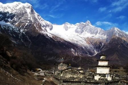 Nepál - Okruh Okolo Manaslu :: Turistický Zájezd