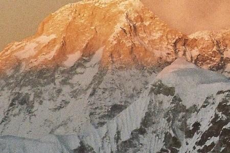 Nepál - Makalu Sherpani Trek Se Sedly East A West Col