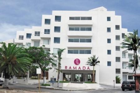 Dovolenka  - Mexiko - Ramada Cancun City